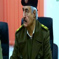 حفتر يهدد الجزائر بشن الحرب عليها