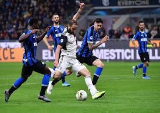 يوفنتوس يواجه إنتر ميلان الأحد المقبل بعد إعلان مواعيد المباريات