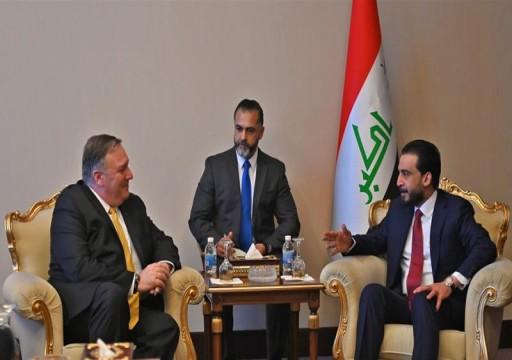 على خطى ترامب.. بومبيو يفاجئ بغداد بزيارة غير مُعلنة
