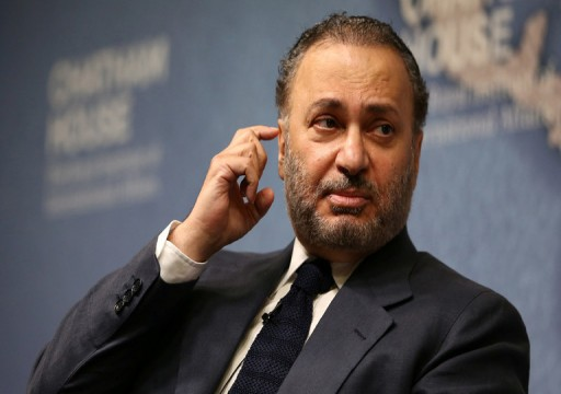 تغاضى عن اتهامات خامنئي.. قرقاش يكتشف الآن أن الحوثيين وكلاء إيران!
