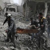 329 مدنياً قتلوا في الغوطة منذ هدنة مجلس الأمن