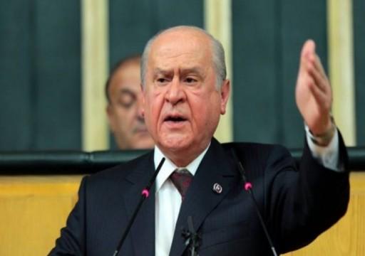 """زعيم تركي كبير: نظام الإمارات والسعودية """"خناجر مسمومة في ظهر الأمة الإسلامية"""""""