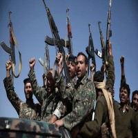 الحوثيون يزعمون التصدي لمقاتلتين إماراتيتين في صنعاء