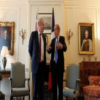 محاولة فرنسية بريطانية لإنقاذ الاتفاق النووي مع إيران