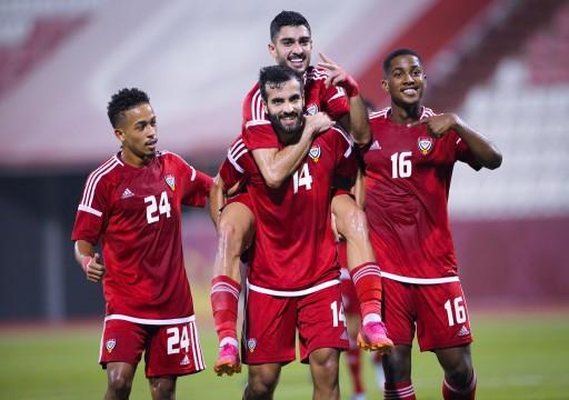 منتخبنا الأولمبي يهزم العراق وديا برباعية
