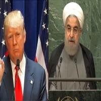 ترامب يحذر روحاني: إياك تهديد الولايات المتحدة مجددا!