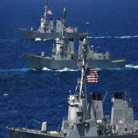 ترامب: تهديدات إيران للأسطولنا في الخليج انتهت