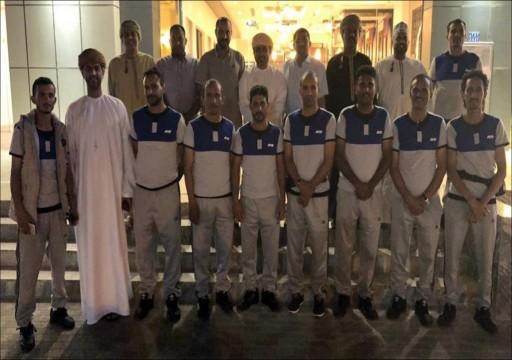 أبوظبي ترفض دخول رياضيين يمنيين للمشاركة في بطولة فروسية!
