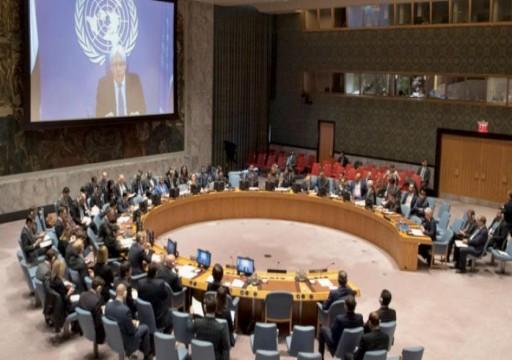 مجلس الأمن يدعو إلى وقف فوري للقتال في اليمن
