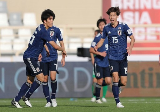 كأس آسيا19.. اليابان تفوز على تركمانستان بثلاثة أهداف مقابل هدفين