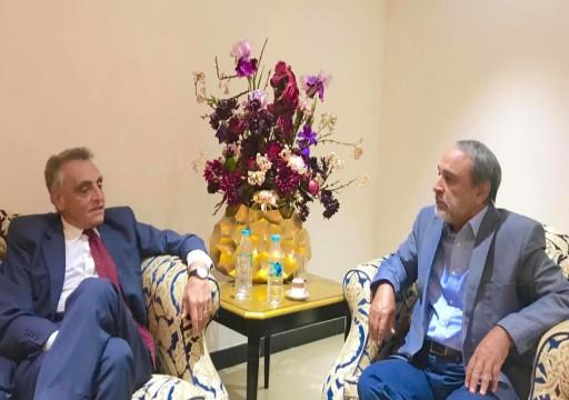السويحلي يرحب بأي دعم دولي لليبيا شرط التصدي لحفتر