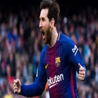 نجم برشلونة ميسي أفضل لاعب في أوروبا للموسم الجاري