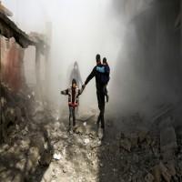 باريس: من المرجح اختفاء أدلة الكيماوي بدوما السورية