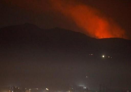 اتهامات متبادلة بين سوريا وإسرائيل بعد تصدي دمشق لصواريخ معادية