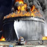 الولايات المتحدة تدين استهداف موانئ النفط في ليبيا