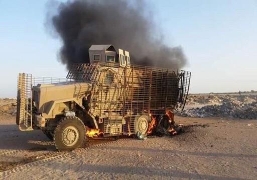 الحكومة اليمنية تتهم الإمارات بتصعيد الوضع في شبوة جنوب البلاد