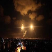 غارات إسرائيلية على موقعين للمقاومة بغزة