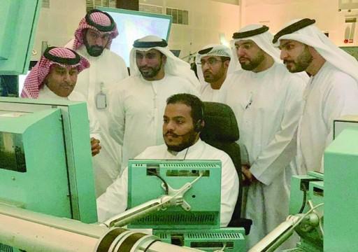 الإمارات والسعودية تتبادلان الخبرات الفنية والتشغيلية في الملاحة الجوية