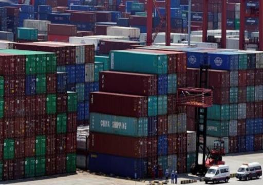 تراجع فائض ميزان تجارة الصين 9.7 بالمئة في أغسطس