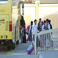 مليون و100 ألف طالب وطالبة يتوجهون إلى مقاعد الدراسة الأحد