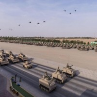لأول مرة منذ الأزمة الخليجية.. قطر تشارك في تمرين درع الخليج 1