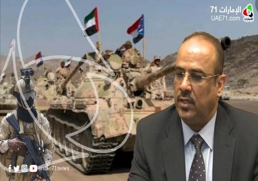 حذر من تكرار انقلاب عدن.. وزير داخلية اليمن ينتقد ممارسات السعودية بالمهرة