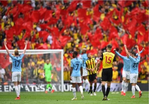 مانشستر سيتي بطلاً لكأس الاتحاد الانجليزي