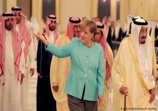 ألمانيا تجدد التزامها بحظر الأسلحة عن السعودية
