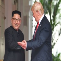 ترامب عن كوريا الشمالية: لو لم يتم انتخابي لاندلعت حرب