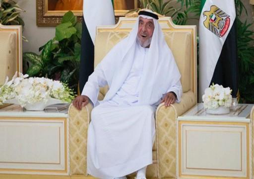 رئيس الدولة يتبادل التهاني مع محمد بن راشد  والحكام بمناسبة رمضان