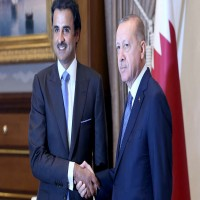 أمير قطر: سنستثمر 15 مليار دولار بشكل مباشر في تركيا
