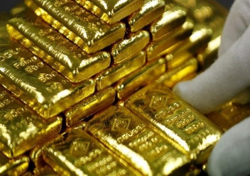 الذهب يتراجع لأدنى مستوياته في شهر بفعل إلغاء الرسوم التجارية