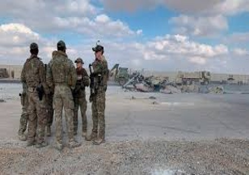 هجوم صاروخي جديد يستهدف قاعدة تستضيف أمريكيين شمال بغداد