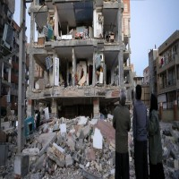 إيران.. 79 مصاباً في ثاني زلزال خلال يومين