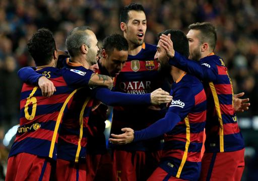 البطل ووصيفه أبرز مواجهات ربع نهائي كأس إسبانيا