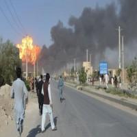 40 قتيلا و جريحا بتفجير مسجد في أفغانستان