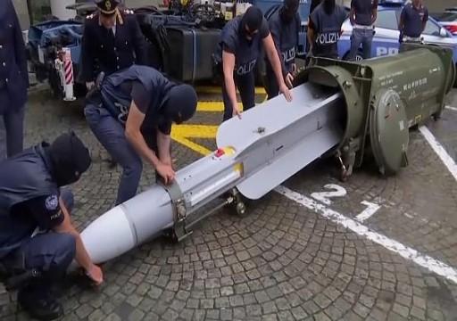 قطر: الصاروخ الفرنسي الذي عُثر عليه في إيطاليا بيع قبل 25 عاماً