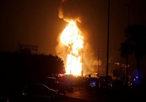وكالة: اندلاع حريق في مضخة بحقل برقان النفطي الكويتي