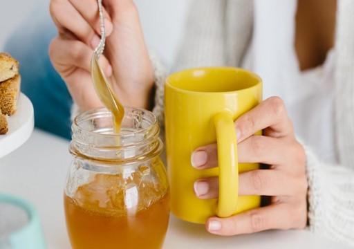 الماء المحلى بالعسل للتخلص من الكرش