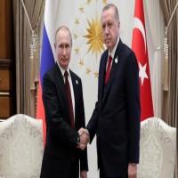 بوتين يلبي طلب أردوغان بتسريع صفقة صواريخ إس 400