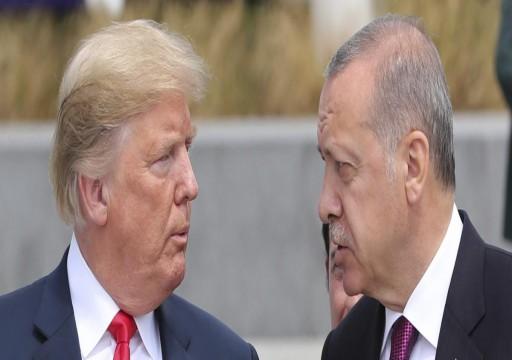 أردوغان وترامب يتفقان على كشف ملابسات اغتيال خاشقجي