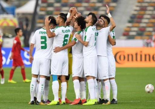 تغييرات كثيرة على تشكيلة المنتخب العراقي قبل مواجهة اليمن بكأس آسيا19