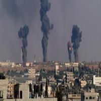طفلان شهيدان و10 جرحى في قصف إسرائيلي جديد على غزة