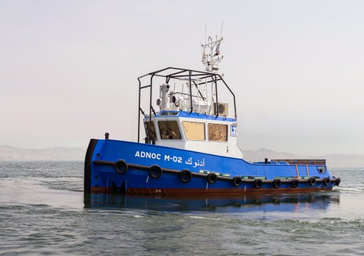 """""""أدنوك للإمداد والخدمات"""" تستحوذ على ستة قوارب إرساء جديدة"""