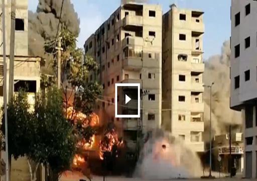 اتفاق لوقف إطلاق النار بغزة بدءا من فجر اليوم