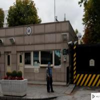 السفارة الأمريكية في أنقرة تغلق أبوابها اليوم بسبب تهديد أمني