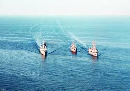السعودية ومصر تختتمان تمرين مرجان البحري العسكري