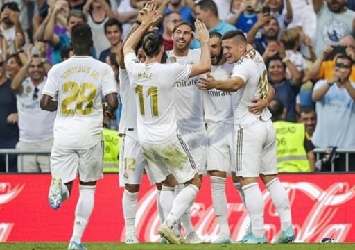 غاريث بايل يسجل ثنائية وينقذ ريال مدريد من الخسارة