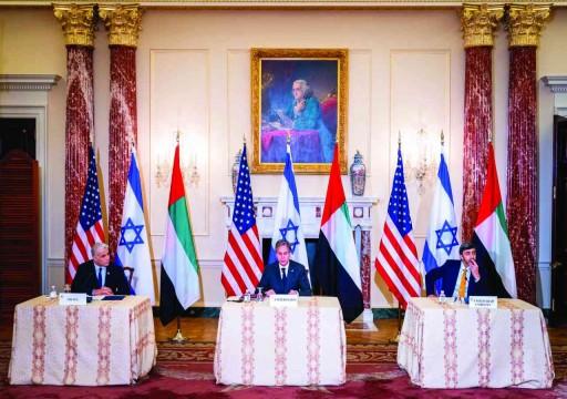 احتفالات واتفاقيات تطبيع جديدة.. استسلام إماراتي كامل للاحتلال الإسرائيلي
