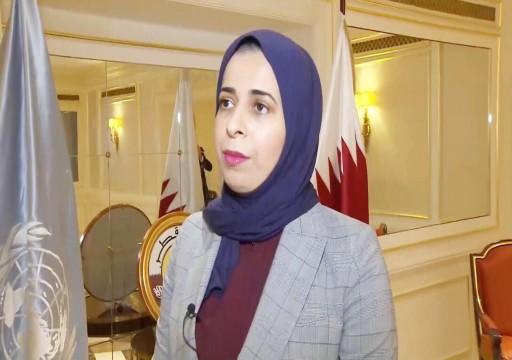 """قطر تتطلع إلى تشكيل حكومة """"أكثر تمثيلا"""" لجميع الأطياف الأفغانية"""